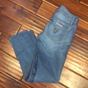 Hudson jeans.